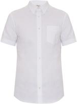 Acne Studios Isherwood short-sleeve cotton shirt