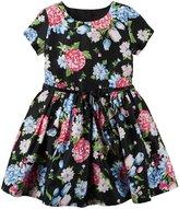 Carter's Floral Dress (Toddler/Kid) - Floral-5T