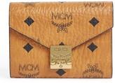 MCM Small Patricia Visetos Wallet