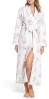 Carole Hochman Women's Floral Print Robe