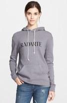 Rodarte Hooded Sweatshirt