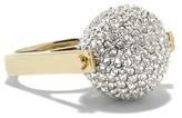Louise et Cie Pavé Sphere Ring
