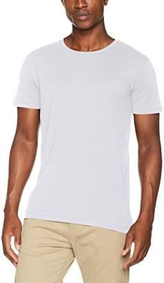 Esprit Men's 997ee2k819 T-Shirt, Black 001