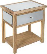 Casa Uno Bedside Tables Arbor 1 Drawer Bedside Table