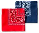 Goodfellow & Co Men's Bandanas - Goodfellow & Co - Red/Navy One Size