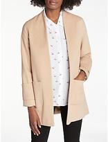 Helene For Denim Wardrobe Aubrey Coat, Camel