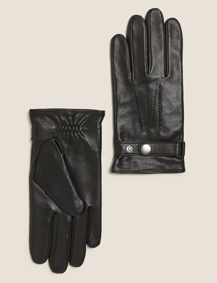 Marks and Spencer Luxury Italian Leather Gloves