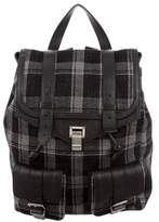Proenza Schouler Plaid PS1 Backpack