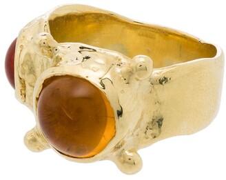 MONDO MONDO Gemstone Detail Ring
