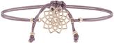 Accessorize Rose Gold Crown Chakra Bracelet