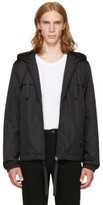 Acne Studios Black Mayland Face Jacket