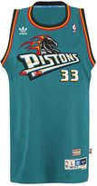 adidas Grant Hill Detroit Pistons NBA Throwback Swingman Jersey