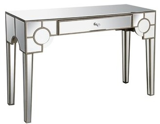 House of Hampton Babb Mirrored Console Table