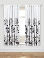 Very Agapanthus Lined Tab Top Curtains