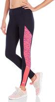 marika Jordan Space-Dye Performance Leggings