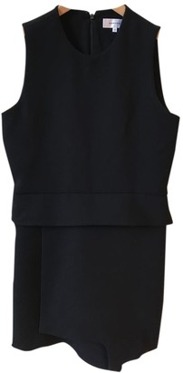 Carven Black Synthetic Dresses