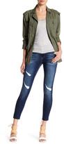 Just USA Scissor-Cut Cropped Skinny Jean