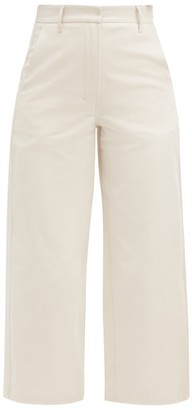 S Max Mara Pasta Trousers - Ivory