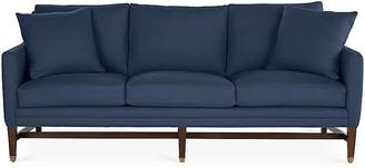 Michael Thomas Collection Arden Sofa - Indigo Linen