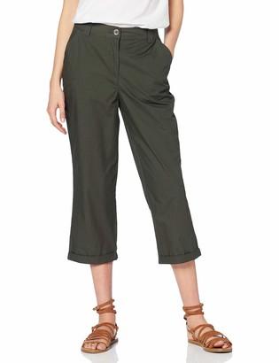 Dorothy Perkins Women's POPLIN Crop Trousers