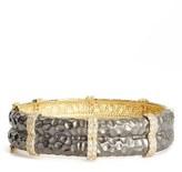 Freida Rothman Contemporary Deco Cubic Zirconia Bracelet