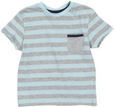 French Connection Tee (Toddler/Kid) - Canal Blue-3/4 Years