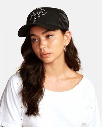 RVCA Junior's Title Trucker HAT