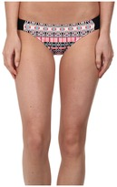 Hurley East Side Aussie Tab Side Swimwear Bottom