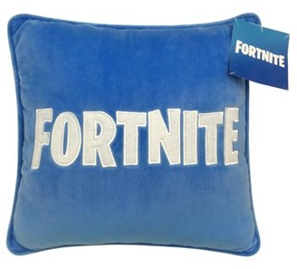 Fortnite Embroidered Logo Dec Pillow