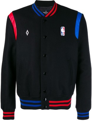 Marcelo Burlon County of Milan NBA bomber jacket
