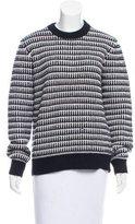 Proenza Schouler Crew Neck Cashmere Sweater