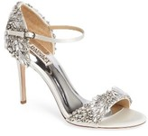 Badgley Mischka Women's Tampa Ankle Strap Sandal