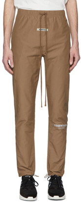 Essentials Tan Canvas Lounge Pants