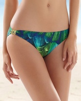 Soma Intimates Paradise Side Gather Bikini Bottom