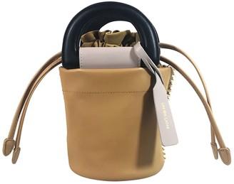 UN Billion Color-Block Bucket Bag - Misha