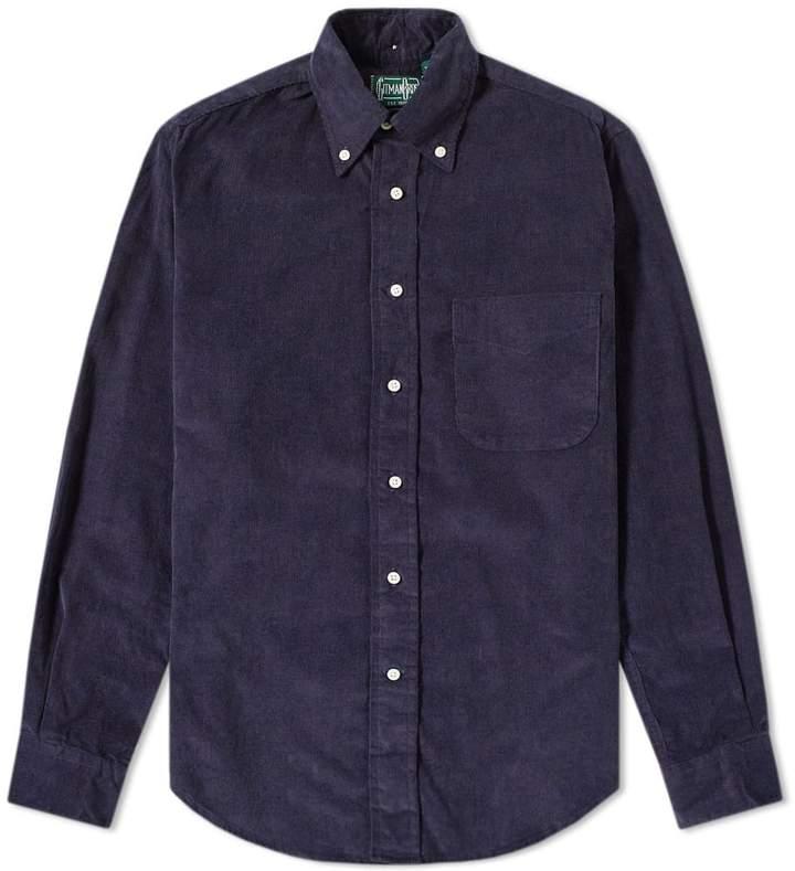 Gitman Brothers Corduroy Shirt