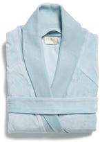Organic Cotton Velour Robe