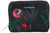 Paul Smith parrot print zip around wallet - women - Calf Leather - One Size