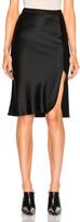 Nili Lotan Lillie Skirt in Black.