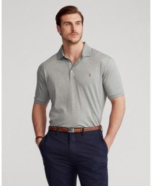Polo Ralph Lauren Men's Big & Tall Classic Fit Soft Cotton Polo