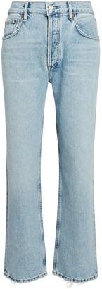 AGOLDE Ripley Straight-Leg Jeans