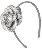 Crazy 8 Sparkle Flower Headband
