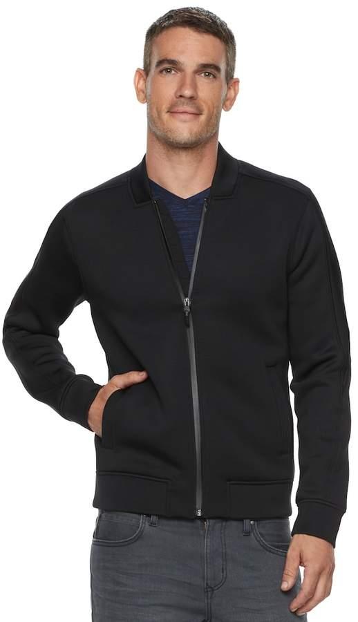 Marc Anthony Men's Slim-Fit Ponte Bomber Jacket