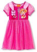 Nickelodeon Toddler Girls' Paw Patrol Nightgown - Pink