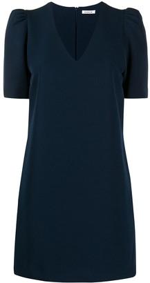 P.A.R.O.S.H. V-neck mini shift dress