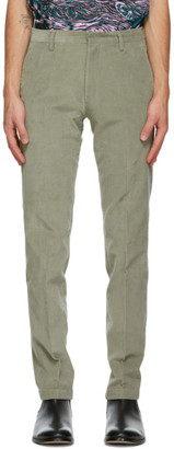 Paul Smith Grey Corduroy Trousers