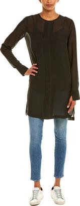 Baldwin Jeans Lottie Silk Shift Dress