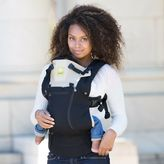 Lillebaby COMPLETETM ALL SEASONS Baby Carrier in Black/Camel