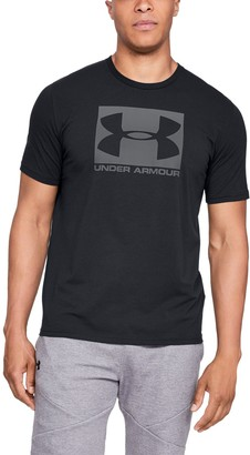 Under Armour Men's UA Boxed Sportstyle Short Sleeve T-Shirt