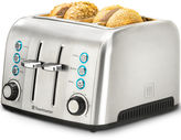 Toastmaster Stainless Steel 4-Slice Slot Toaster